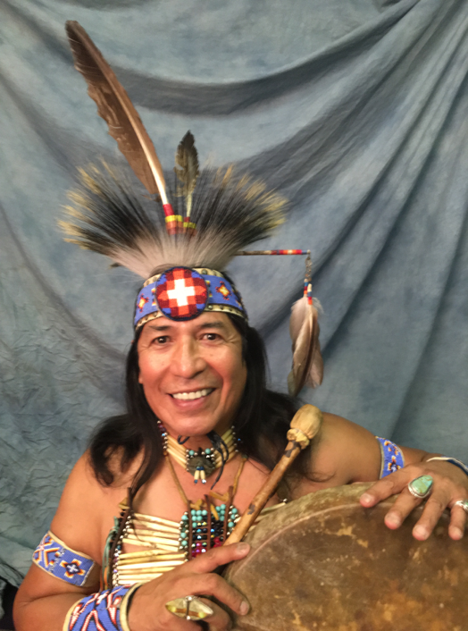 Tony will be leading us through Sunset drumming and healing journey