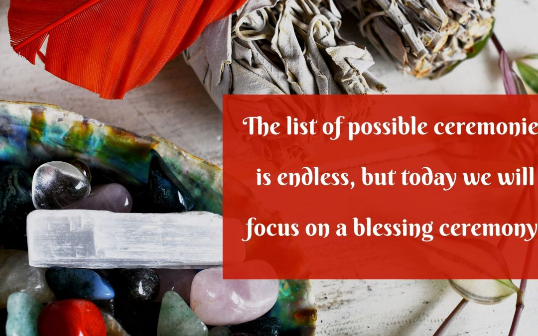 How To Welcome Success Into Your Life By Creating A Blessing Ceremony